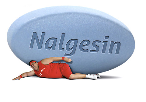 Nalgesin Relief